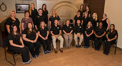 Turner Dental Group staff